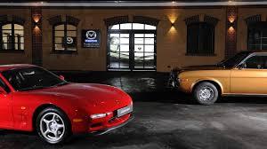 mazda otomobil mazda opens classic car museum in germany autoevolution