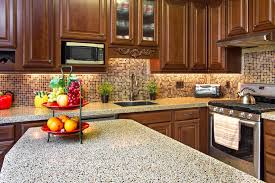 Kitchen Counter Designs by Furniture Dazzling Kitchen Countertop Design Ideas Teamne Interior