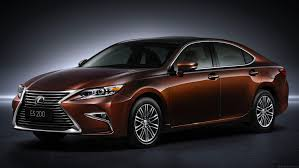 lexus japanese models new lexus es and rx 200 t unveiled at auto shanghai u2013 drive safe