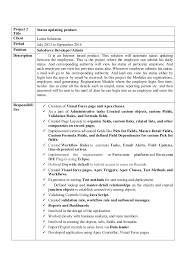 Professional Business Objects Developer Resume Page  Business Object Resume