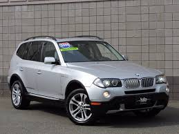 used 2008 bmw x3 3 0si 3 0si at auto house usa saugus
