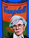 Hommage to Andy Warhol by Alan Bortman Art Print ... - Alan-Bortman-Hommage-to-Andy-Warhol-162397
