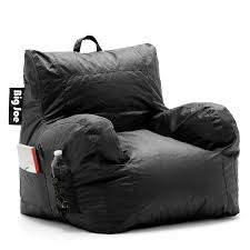 Big Joe Lumin Camo Bean Bag Chair Amazon Com Big Joe Dorm Chair Limo Black Kitchen U0026 Dining