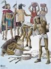 aztec hunting tools