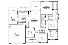Ranch House Plan by Ranch House Plans Finley 30 364 Associated Designs