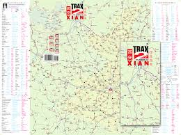 Map Of China Provinces Shaanxi Map Map Of Shaanxi Province China
