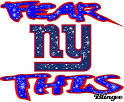 KEVIN'S NY GIANTS PAGE on Myspace