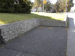 block garden wall types of retaining walls choose wisely how to
