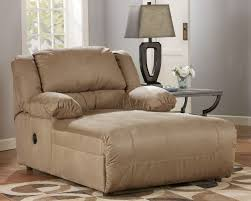 Ashley Furniture Loveseat Recliner Fabric Chaises