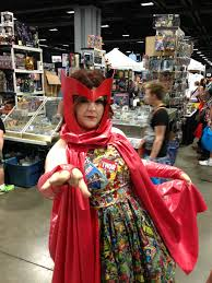 marvel scarlet witch costume williambrucewest comawesome con 2015 cosplay gallery