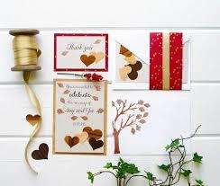 Making Wedding Invitation Cards Making Diy Invitations For A Fall Wedding Fiskars