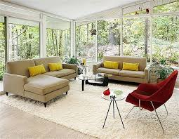 living room modern style living room furniture compact brick
