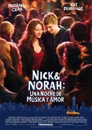 Nick y Norah: Una Noche de Musica y Amor
