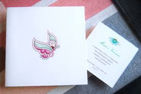folded invitation wedding invitations handmade paper in the andes