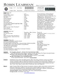 The Best Resume In The World by Best Format Resume Plush Word Format Resume 11 Resume Format