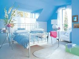 Blue Painted Bedrooms Nrtradiantcom - Bedroom colors blue