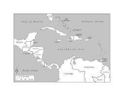 Spanish Speaking Countries Blank Map Quiz by Maps Of The Americas Page 2