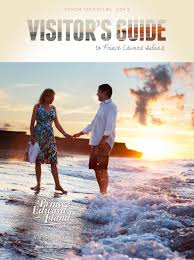prince edward island 2012 visitors guide by tourism prince edward