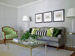 Living Room Design Ideas With Grey Sofa Furniture Fascinating Grey Couch With Square Side Table And Table