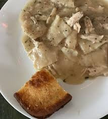 chicken and dumplings from let the food out