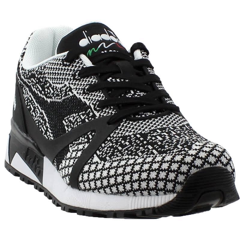 Diadora N9000 MM Evo Sneakers Black- Mens