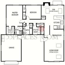 Castle Floor Plan by Castle Harbor Floorplan 1440 Sq Ft Holiday City At Berkeley