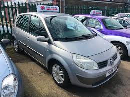 used renault megane scenic cars for sale drive24
