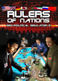 Rulers of Nations Geopolitical Simulator 2 Full Game