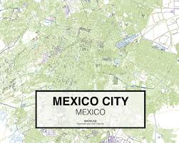 Mexico Cities Map by Download Mexico City Dwg Mapacad