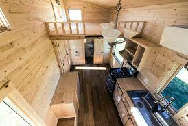 Tiny Cabin 63k Tiny Home Manages To Feel Open And Airy In Just 188 Square