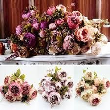 Vintage Home Decor Wholesale Online Buy Wholesale Vintage Silk Flowers From China Vintage Silk
