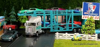 kenworth models mytoycars matchbox super convoys part one
