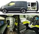 Nissan NV200 Concept. Array