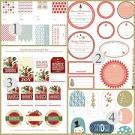 Free Printable Christmas Gift Tags: Christmas Printables | TidyMom