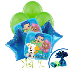 bubble guppies party supplies birthdayexpress com