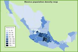 Population Density Map United States mexico population density map jpg