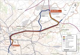 Charles De Gaulle Airport Map Sncf And Adp To Form A Concession To Build Cdg Express News