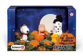 department 56 peanuts halloween amazon com schleich peanuts halloween scenery pack toys u0026 games