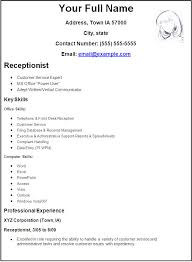 Expert Witness Resume Example by Receptionist Position Resume Sample Adsbygoogle U003d Window