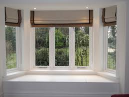 bay window blinds and curtains outstanding and curtain treatments
