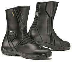 cheap waterproof motorcycle boots sidi gavia gore tex boots revzilla