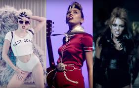miley cyrus u0027s music video evolution shows she can u0027t be tamed mtv