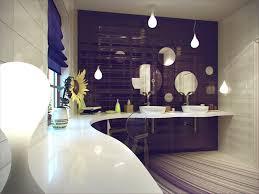 Tile Ideas For Bathroom Home Decor Wall Tiles Design Purple Color For Bathroom Tile