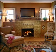 Living Room Interior Wall Design Living Room Craftsman Style Living Room Home Interior Design