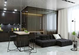 Marble Aesthetic 5 Studio Apartments With Inspiring Modern Decor Themes U2013 Mixed Sign