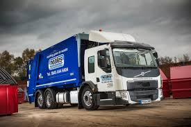 volvo freight trucks uk u0027s first euro 6 rhd volvo fe lec goes to neales waste management