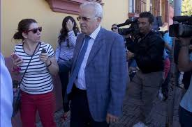 El responsable de la búsqueda de Marta, nuevo comisario de Nervión. El comisario Manuel Piedrabuena. | E.M.. Europa Press | Sevilla - 1338208816_0