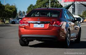 holden 2016 holden cruze sri z series review video performancedrive