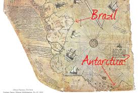 Oldest Map Of North America by Piri Reis Map Evidence Of A Very Advanced Prehistoric