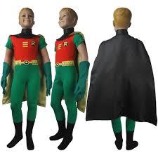 dc comics teen titans superhero costumes robin